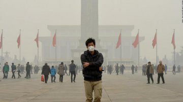 ​China unveils guideline to win battle against pollution