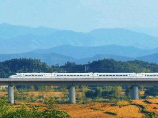 China to bring national high-speed railways to over 30,000 km by 2020