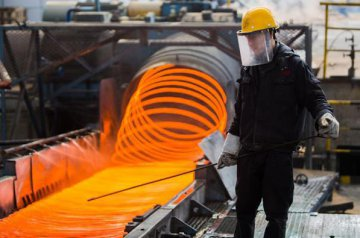 Chinas industrial profits up 16.5 pct in January-May