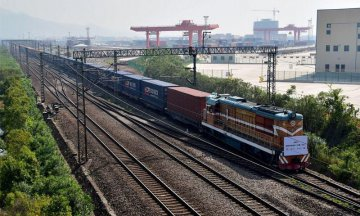 ​Chinas railway freight to increase 30 pct by 2020