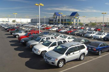 E-commerce helps boost used-car sales