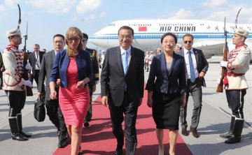 ​China to deliver strong singal for free trade as Premier Li visits Europe
