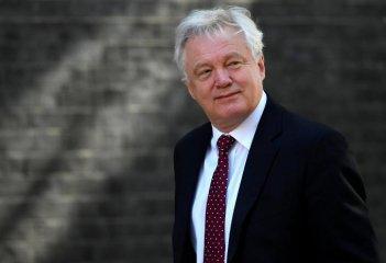 UK Brexit Secretary resigns: reports