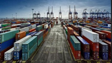 Chinas foreign trade up 7.9 pct in H1, surplus down