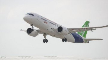 ​Chinas C919 project enters intensive flight test phase