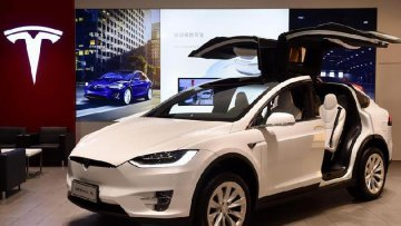 ​Tesla to step up innovation, expand business in China