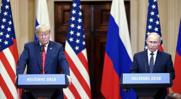Trump, Putin content with summit despite lack of concrete results