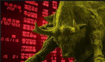 China's New-Economy Shares Beat the Market as Lending Slows