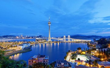 Macao visitor arrivals up 8.0 pct in H1