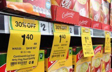 Australians CPI stand at 0.4 % in Q2, under expeactation