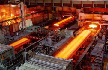 Profits of Chinese steel mills surge in H1