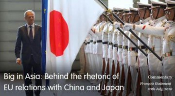 Big in Asia: Behind the rhetoric of EU relations with China and Japan
