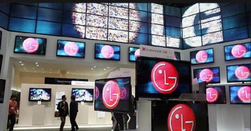 S.Koreas LG Electronics posts record-high profit in H1