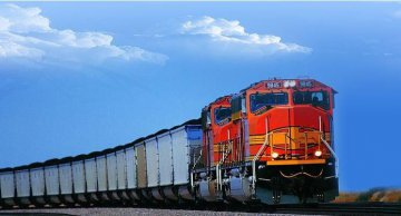 ​Chinas freight volume rises faster in H1
