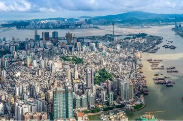 Macao merchandise export up by 12.3 pct, import up by 19.8 pct in June