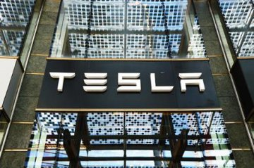 Tesla Inc (TSLA) Stock Roars Higher on Revenue Beat