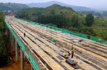 Fiscal polic to support infrastructure construction in H2