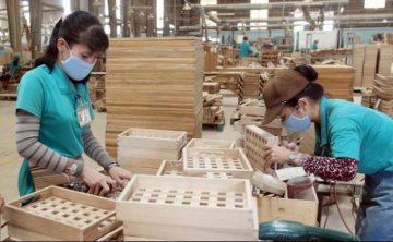 Vietnams wood, woodwork export up 13.4 pct in January-July