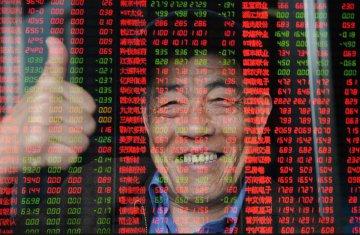 Overseas investors positive on Chinese equities, bonds