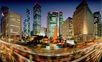 Big IPOs cant save Hong Kong from trade wars very long shadow