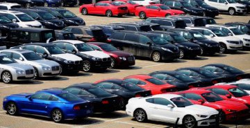 China has fewer imported cars in H1
