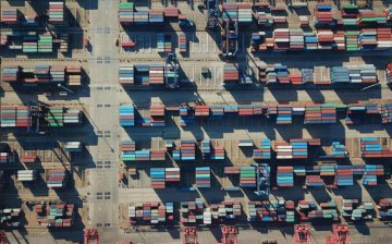​Update: Chinas foreign trade up 8.6 pct in first seven months