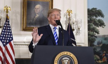 Return of U.S. sanctions a blow for stable Mideast