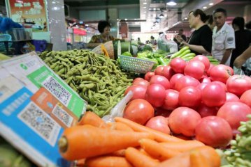 China July inflation ticks up