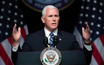 U.S. to establish Space Force by 2020: Pence