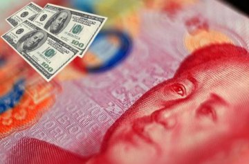 Chinese yuan weakens to 6.8629 against USD Monday