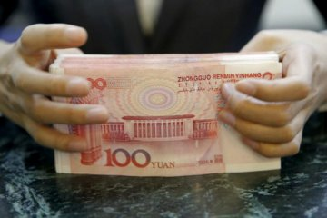 ​Chinas new yuan loans rise in July