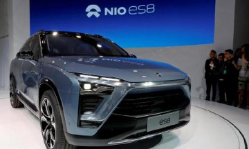 ​China EV startup Nio files for US IPO