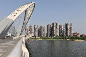 Chinas home prices remain stable in July