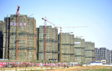 China's property investment indicators hit records in July