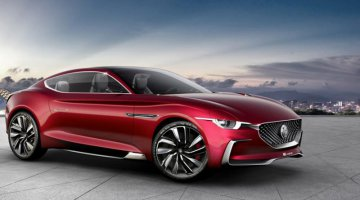 British car brand MG forms joint venture with Egyptian dealer