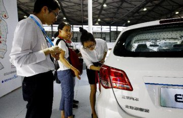 China fast-tracks release of favorable policies for NEVs