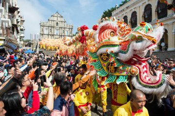 Visitors to Macao spend up by 20 pct in Q2