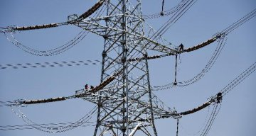 Chinese firm spurs construction of power transmission line in Brazil