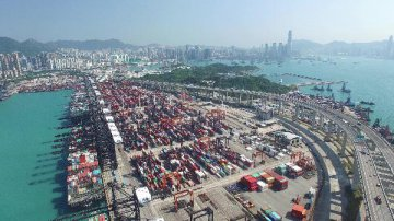 Hong Kong exports up 10 pct in July