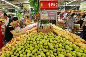 Chinas June CPI up 1.9%, PPI 4.7%