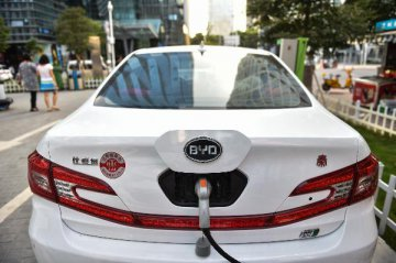 BYD reports dramatic profit decline in H1