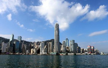 Hong Kongs runaway property market may be heading for a fall