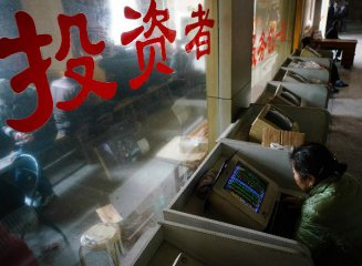 What's Eating China's Stock Market? Everything