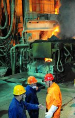 Hebei puts cap on steel capacity to fight pollution