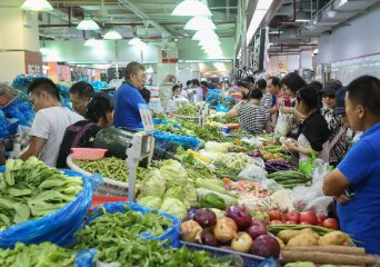 Chinas August CPI forecast at 2.2 pct