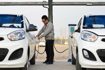 China NEV sales surge in August