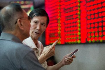 ​FTSE Russell to bring A-share market 100 billion yuan