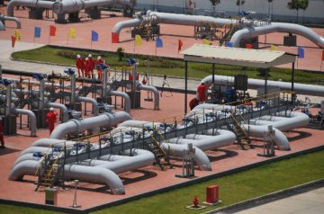 China to see rapidly rising demand for natural gas before 2040