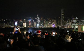 ​Chinas Hong Kong rated freest economy by Canadian think tank