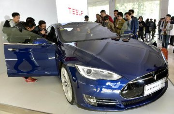 Tesla Musk will resign as Tesla Inc.chairman but remain CEO